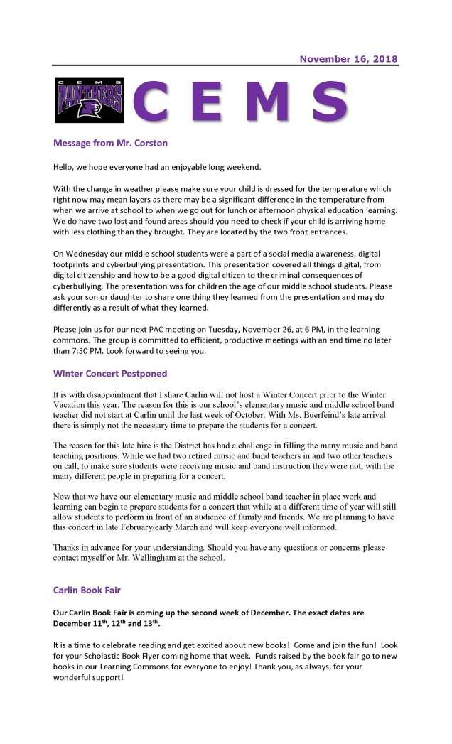 November 16 Newsletter_Page_1