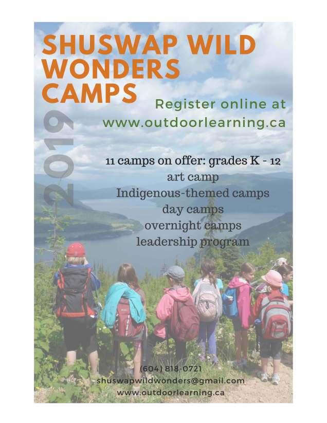 SWW Wilderness summer camps